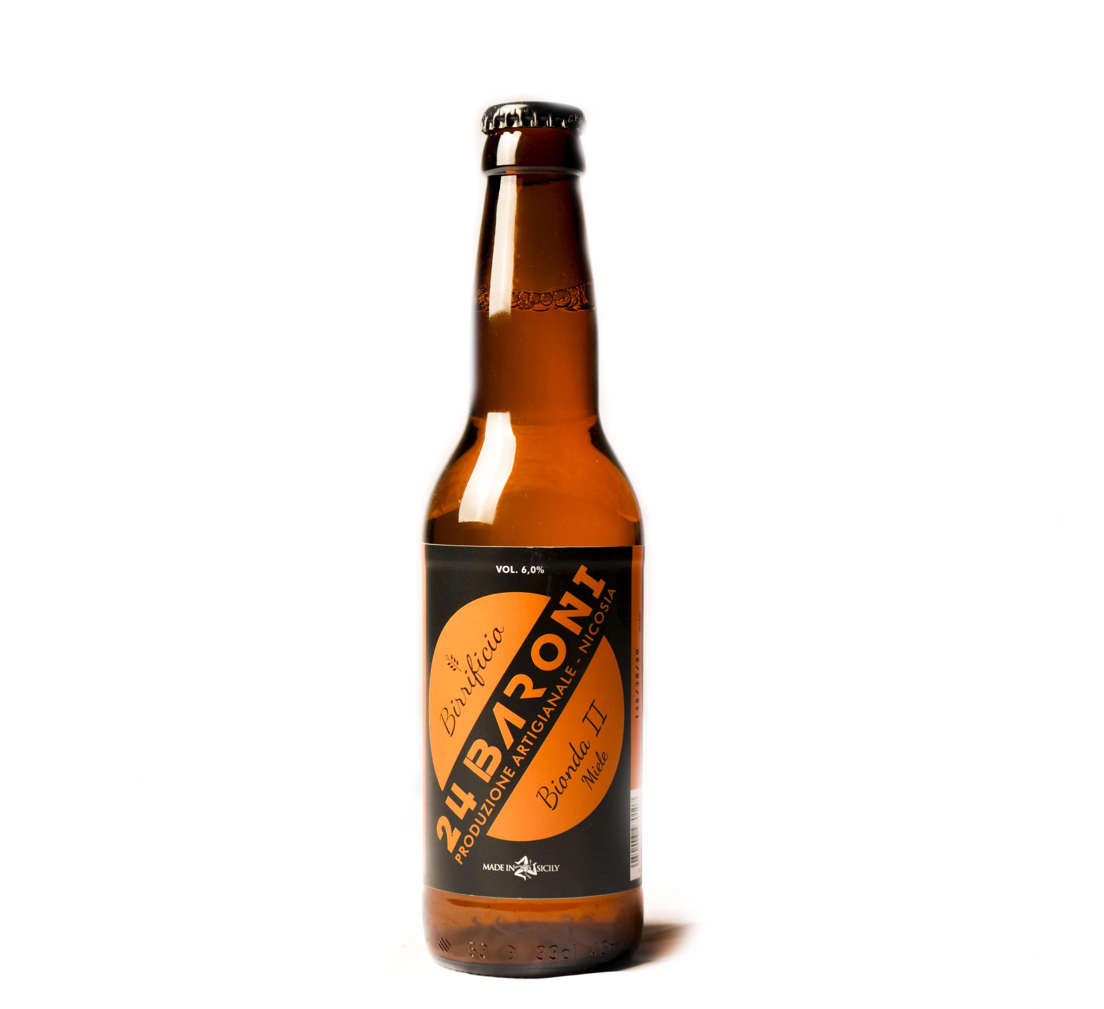 Birra artigianale 24 baroni